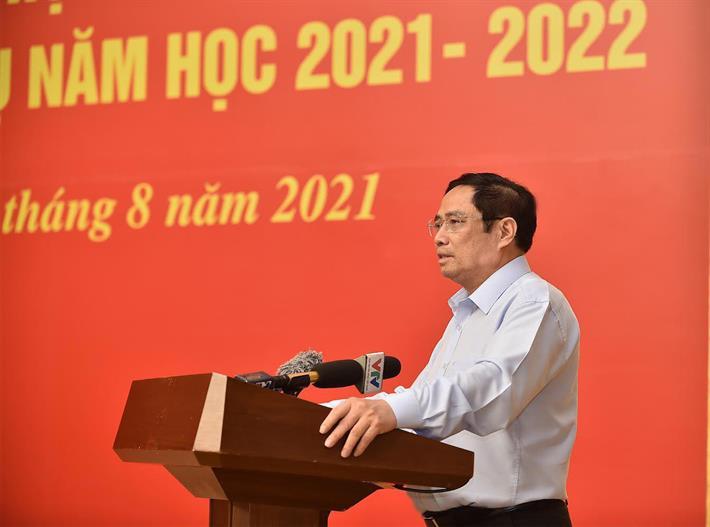 Hội nghị tổng kết năm học 2020-2021, triển khai nhiệm vụ năm học 2021-2022