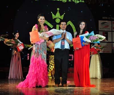 """Chung kết cuộc thi """"Nữ sinh thanh lịch trường ĐHCNHN - Miss HaUI 2011"""""""