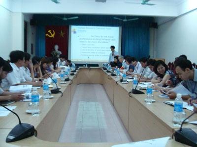 Tổ chức ngày 5S tại trường Đại học Công nghiệp Hà Nội