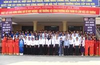 Bộ trưởng Bộ Công thương đến thăm và làm việc với Trường Đại học Công nghiệp Hà Nội
