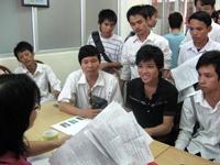 HaUI-Aptech đón sinh viên nhập học