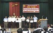 Tập huấn cán bộ viên chức đầu năm học và tổng kết công tác giáo viên chủ nhiệm
