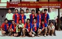 Khai mạc giải bóng đá truyền thống HSSV Liên chi Đoàn khoa Công nghệ Ô tô