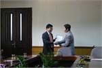 Bổ nhiệm Vụ trưởng Vụ Hợp tác quốc tế