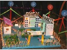 Khoa Điện tử đạt giải nhất tại Hội trại, văn nghệ tại cơ sở 3 Hà Nam 2012