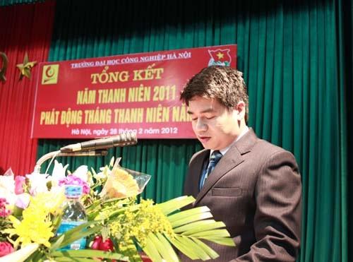 Lễ tổng kết năm thanh niên 2011 và phát động tháng thanh niên 2012