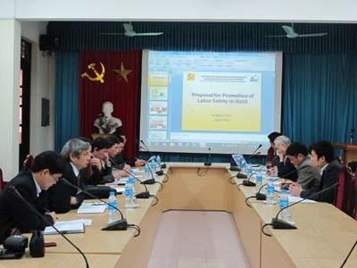 Tổng kết công tác an toàn và vệ sinh công nghiệp năm 2011