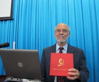 """Hội thảo """"Tình hình nghiên cứu và giảng dạy Cơ điện tử tại CH Liên bang Đức"""""""