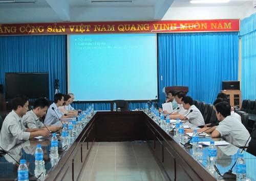 Hội thảo báo cáo thí điểm đánh giá kỹ năng nghề tiện vạn năng