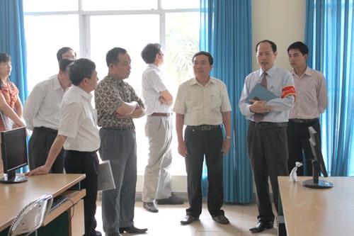 Khai mạc Tuần 5S lần thứ 3 tại trường Đại học Công nghiệp Hà Nội