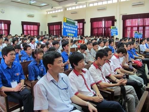 Bế mạc tuần 5S lần thứ 3 tại trường Đại học Công nghiệp Hà Nội