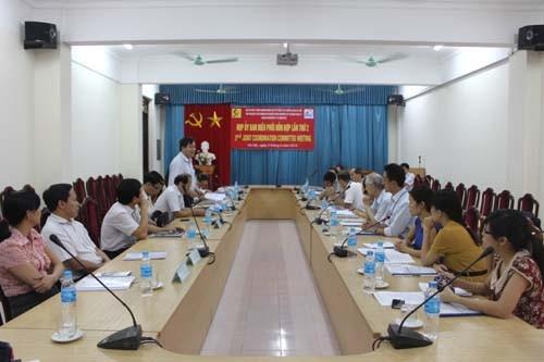 Cuộc họp lần thứ 2 Ủy ban điều phối hỗn hợp dự án JICA – HaUI