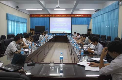 Hội thảo chương trình đào tạo chất lượng cao ngành Công nghệ kỹ thuật Điện – Điện tử