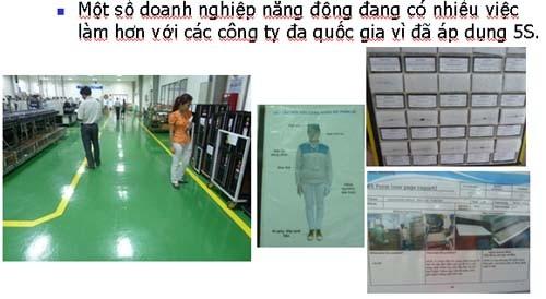 Bối cảnh của hoạt động 5S ở ĐHCN Hà Nội