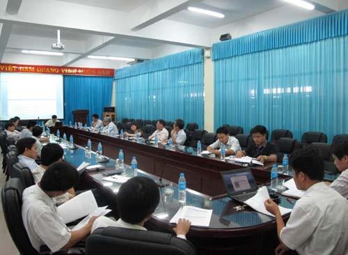 Hội thảo hướng dẫn tổ chức cho HSSV đi thực tập tốt nghiệp tại doanh nghiệp