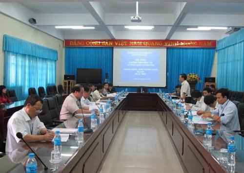 """Hội thảo """"Xây dựng chương trình đào tạo chất lượng cao ngành Quản trị kinh doanh Du lịch"""""""