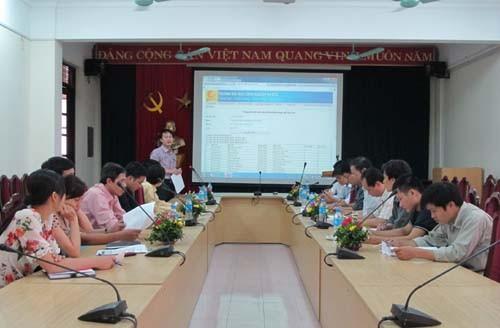 Hội thảo tập huấn khảo sát thực tập, khảo sát tình hình việc làm cho HS - SV trình độ CĐN, TCN, TCCN tốt nghiệp năm 2012