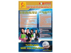 Thông báo tuyển sinh năm học 2013-2014
