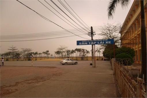 Cơ sở vật chất phục vụ cho giảng dạy