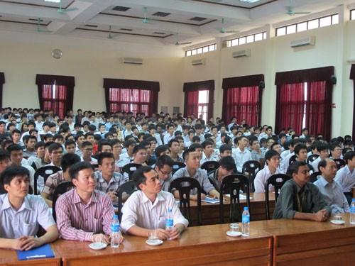 Hội thảo tuyển dụng của Công ty TNHH NOKIA
