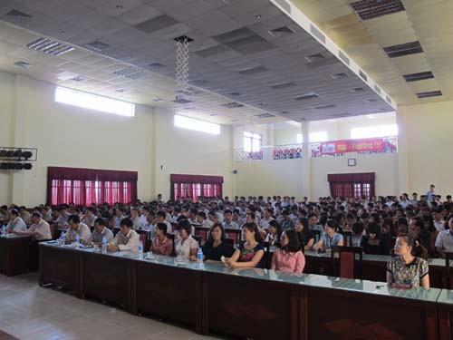 Tổ chức Hội nghị tiếp tục Học tập và làm theo tấm gương đạo đức Hồ Chí Minh