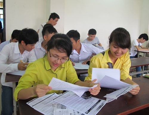 Ngày hội việc làm trường ĐH Công nghiệp Hà Nội