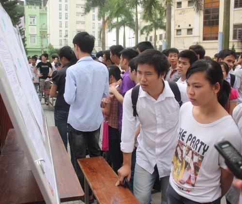 Trường Đại học công nghiệp Hà Nội tổ chức ngày hội việc làm
