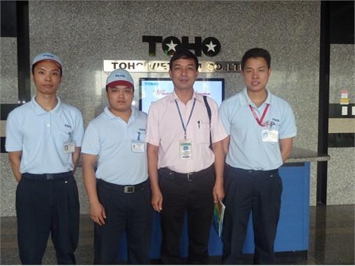 Hoạt động thăm quan doanh nghiệp cho sinh viên