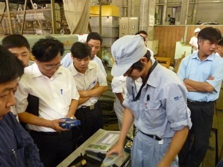 Tập đoàn Ebara tổ chức hội thảo về phân tích sai lỗi máy bơm nước