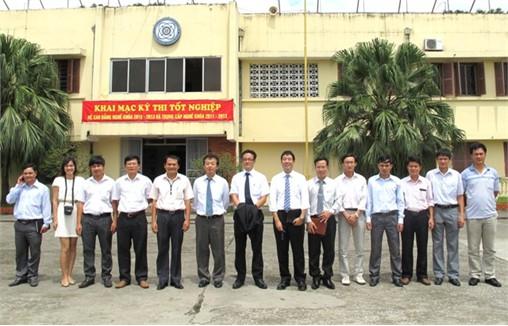 Khảo sát năng lực giáo viên tại trường Cao đẳng nghề Công nghiệp Hải Phòng
