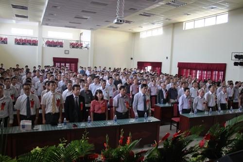 Kỷ niệm 115 năm truyền thống ngành Cơ khí - trường Đại học Công nghiệp Hà Nội