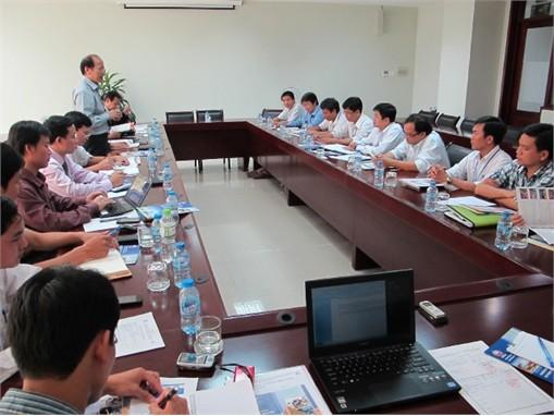 Thăm và khảo sát trường Đại học Sư Phạm Kỹ thuật Thành phố Hồ Chí Minh