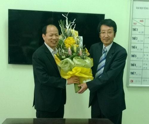 Hội thảo cơ hội việc làm của Công ty Nikkiso Việt Nam