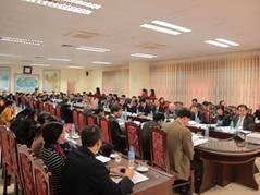 """Hội thảo """"Chia sẻ kết quả và kinh nghiệm thực hiện Dự án JICA-HaUI"""""""