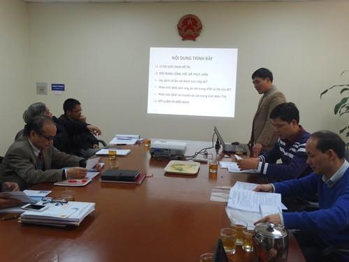 Báo cáo đề tài nghiên cứu khoa học cấp Bộ năm 2013