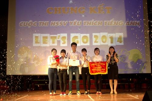 Chung kết cuộc thi Let's Go 2014