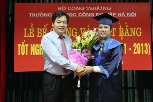 Lễ Bế giảng và trao bằng tốt nghiệp Thạc sỹ khóa 1