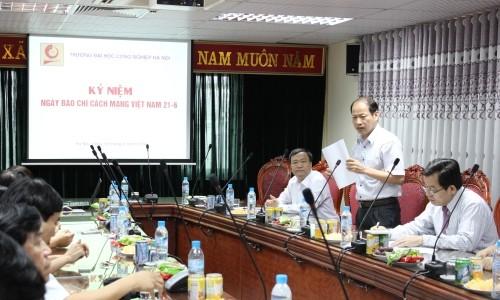 Lễ Kỷ niệm ngày Báo chí Cách mạng Việt Nam