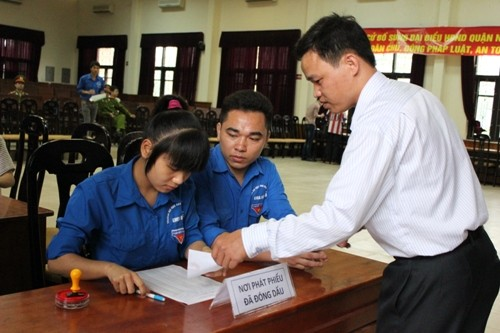 Bầu cử bổ sung đại biểu HĐND Quận Bắc Từ Liêm