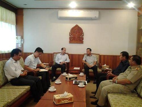 Kết thúc tốt đẹp chuyến thăm và làm việc tại CHDCND Lào
