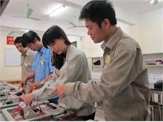 Khóa đào tạo bồi dưỡng ngắn hạn dành cho cán bộ, giáo viên, kỹ thuật viên năm 2015
