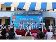Giao lưu văn hóa ẩm thực, văn nghệ HaUI-Kijeon
