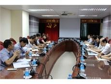 Đoàn công tác trường Đại học Hà Tĩnh thăm và làm việc