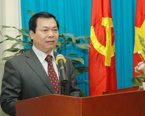 Thư chúc mừng các Trường nhân ngày Nhà giáo Việt Nam 20/11 của Bộ trưởng Bộ Công Thương