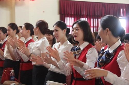 Ngày hội giao lưu sinh viên trường Đại học Hanseo