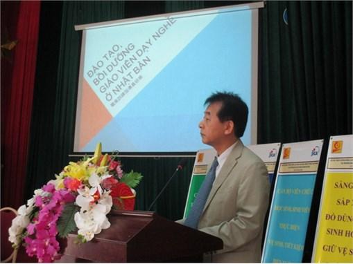 Hội thảo phân luồng đào tạo, tăng cường năng lực giáo viên, nâng cao chất lượng đào tạo nguồn nhân lực