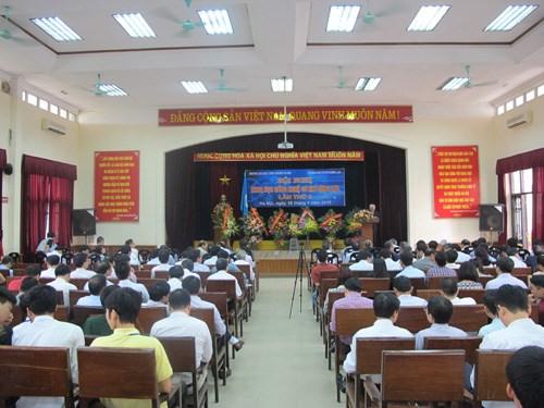 Hội nghị Khoa học Công nghệ Câu lạc bộ Cơ khí - Động lực lần thứ 8