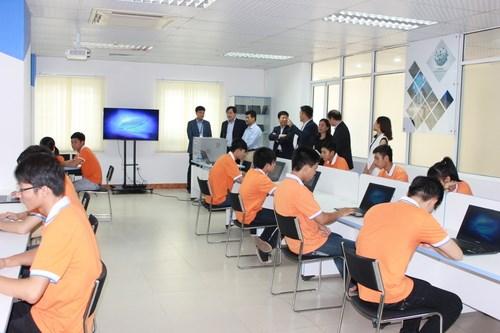 Khánh thành Samsung LAB tại trường Đại học Công nghiệp Hà Nội