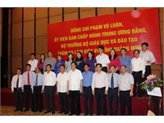 Hiệu trưởng Nhà trường thăm và làm việc tại tỉnh Quảng Ninh