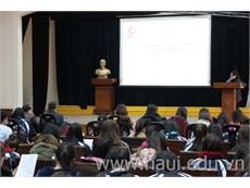 Giới thiệu chương trình trao đổi sinh viên ngoại ngữ năm học 2016-2017